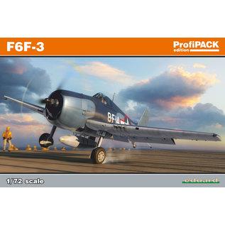 Eduard Grumman F6F-3 Profipack - 1:72