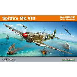 Eduard Eduard - Spitfire Mk.VIII Profipack - 1:72
