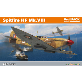 Eduard Eduard - Spitfire HF Mk.VIII - 1:72