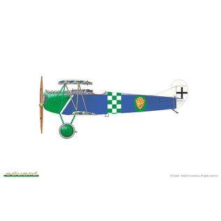 Eduard Fokker D.VII (OAW) - 1:72