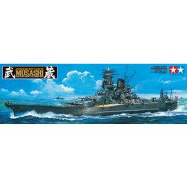 TAMIYA Tamiya - Japanisches Schlachtschiff Musashi - 1:350