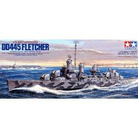 TAMIYA Tamiya - U.S. Zerstörer DD445 Fletcher - 1:350
