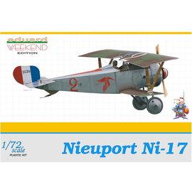 Eduard Eduard - Nieuport Ni-17 - 1:72