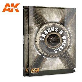 AK Interactive AK Interactive - AK Learning 03 - Tracks & Wheels