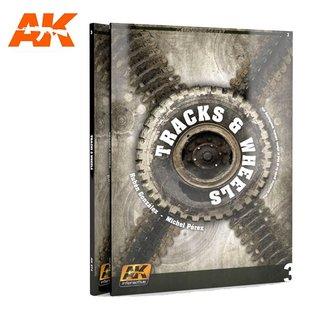 AK Interactive AK Learning 03 - Tracks & Wheels