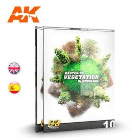 AK Interactive AK Interactive - AK Learning 10 - Mastering Vegetation in Modeling