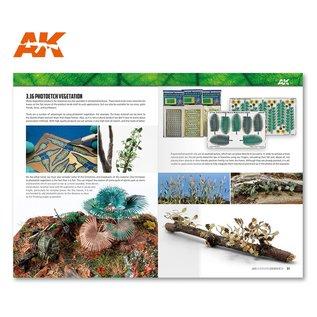 AK Interactive AK Learning 10 - Mastering Vegetation in Modeling