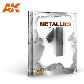 AK Interactive AK Interactive - AK Learning 04 - Metallics Vol. 1 - Aircraft & Vehicles