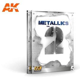 AK Interactive AK Interactive - AK Learning 05 - Metallics Vol. 2 - Figures