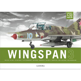 Canfora Publishing Wingspan Vol. 3