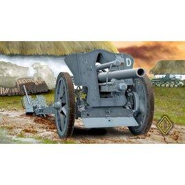 ACE Model ACE - 10,5cm leichte Feldhaubitze 18 (10,5cm leFH18) - 1:72