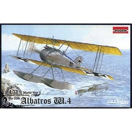 Roden Roden - Albatros W.IV (late) - 1:72
