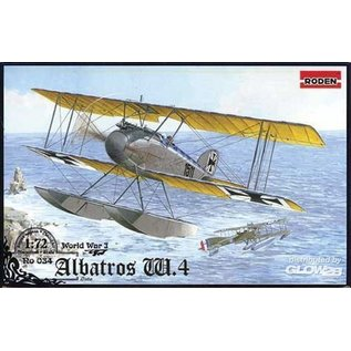Roden Albatros W.IV (late) - 1:72