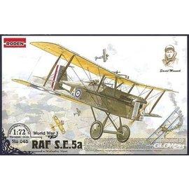 Roden Roden - RAF S.E.5a (Wolseley Viper) - 1:72