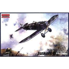 Roden Roden - Junkers D.I - 1:72