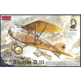Roden Roden - Albatros D.III Oeffag s.253 - 1:72