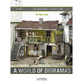 Canfora Publishing CANFORA - A World of Dioramas Vol. 1