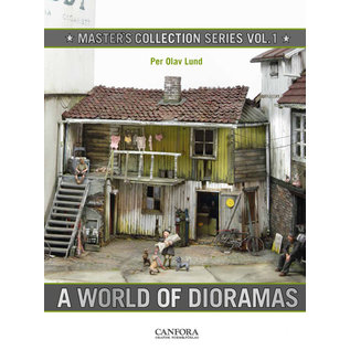 Canfora Publishing A World of Dioramas Vol. 1