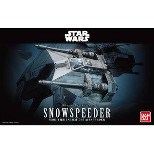 BANDAI Snowspeeder - Star Wars - 1:48