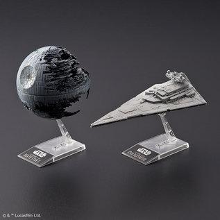 BANDAI Death Star II + Imperial Star Destroyer - Star Wars - 1:2.700000