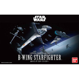 BANDAI BANDAI - B-Wing Starfighter - Star Wars - 1:72