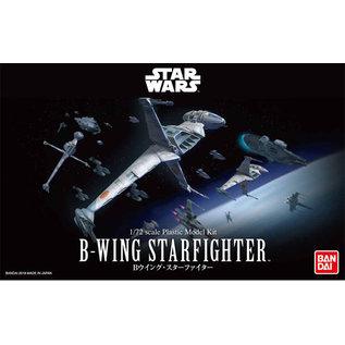 BANDAI B-Wing Starfighter - Star Wars - 1:72