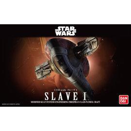 BANDAI BANDAI - Slave I - Star Wars - 1:144