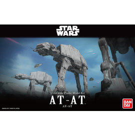 BANDAI BANDAI - AT-AT - Star Wars - 1:144