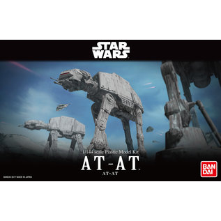 BANDAI AT-AT - Star Wars - 1:144