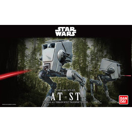 BANDAI BANDAI - AT-ST - Star Wars - 1:48