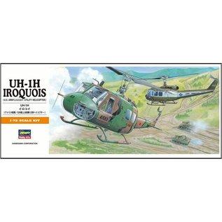 Hasegawa Bell UH-1H Iroquois - 1:72