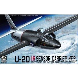 AFV-Club AFV-Club - Lockheed U-2D IR-Sensor Carrier - 1:48
