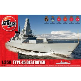 Airfix Airfix - Type 45 Destroyer - 1:350