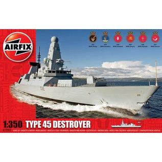 Airfix Type 45 Destroyer - 1:350