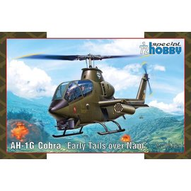 "Special Hobby Special Hobby - Bell AH-1G Cobra ""Early Tails"" - 1:72"