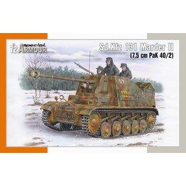 Special Armour Special Armour - Sd.Kfz 131 Marder II (7,5 cm PaK 40/2) - 1:72