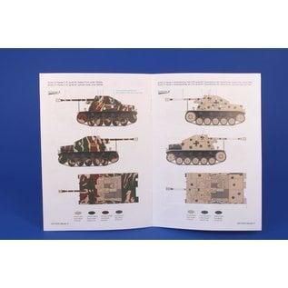 Special Armour Sd.Kfz 131 Marder II (7,5 cm PaK 40/2) - 1:72