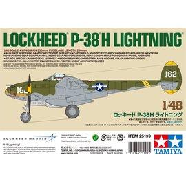 "TAMIYA Tamiya - Lockheed P-38H ""Limited Edition"" - 1:48"