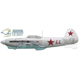 Arma Hobby Yakovlev Yak-1b - 1:72
