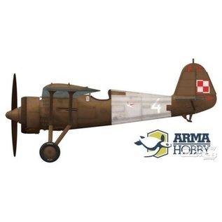 "Arma Hobby PZL P.11c ""Kresy"" - 1:72"
