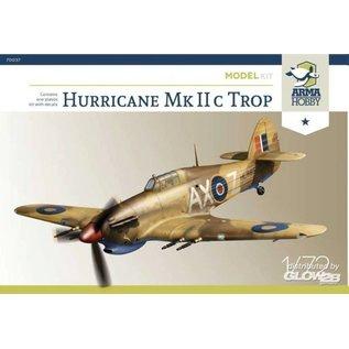 Arma Hobby Hawker Hurricane Mk.IIc Trop - 1:72