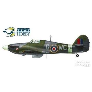 Arma Hobby Hawker Hurricane Mk.IIc - 1:72