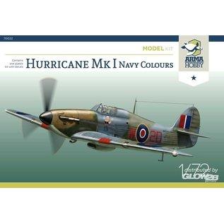Arma Hobby Hawker (Sea) Hurricane Mk.I Navy Colours - 1:72