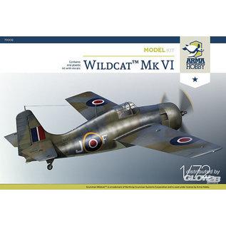 Arma Hobby Grumman Wildcat Mk.VI (FM-2) - 1:72