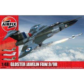 Airfix Airfix - Gloster Javelin FAW.9/9R - 1:48
