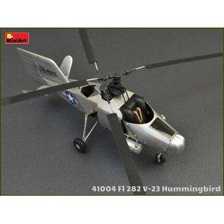 MiniArt Flettner FL 282 V-23 Kolibri - 1:35