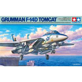 TAMIYA Tamiya - Grumman F-14D Tomcat - 1:48