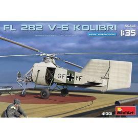MiniArt MiniArt - Flettner FL 282 V-6 Kolibri -  1:35