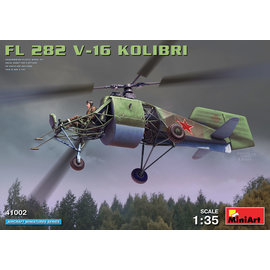 MiniArt MiniArt - Flettner FL 282 V-16 Kolibri - 1:35