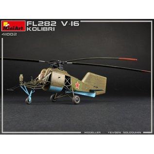 MiniArt Flettner FL 282 V-16 Kolibri - 1:35